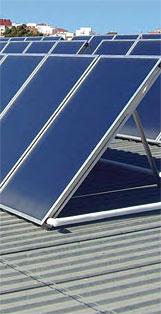 Wie funktioniert denn eine Solaranlage?